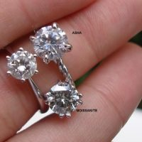Process To Detect Genuine Diamond Rings Jewelry