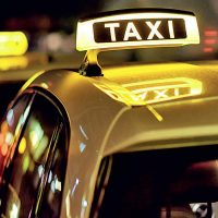 A Cab Is All You Need For Your Stops - Transportation